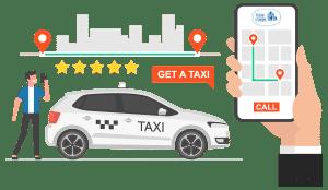 Taxi Services Infogram